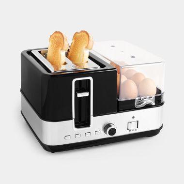 2 in 1 Egg Boiler & Toaster