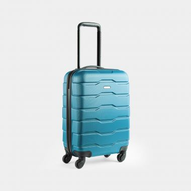 Teal Cabin Bag