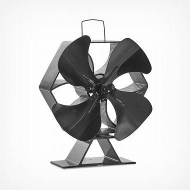 XL 4 Blade Stove Fan