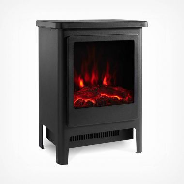 1900W Contemporary Stove Heater
