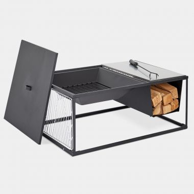 3-in-1 Fire Pit Table