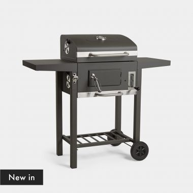 Compact Charcoal Barbecue