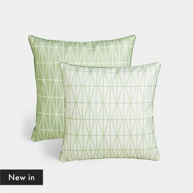 2 Pack Sage Cushions