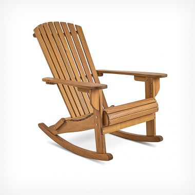 Rocking Adirondack Chair