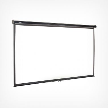 120-Inch Pull-Down Projector Screen
