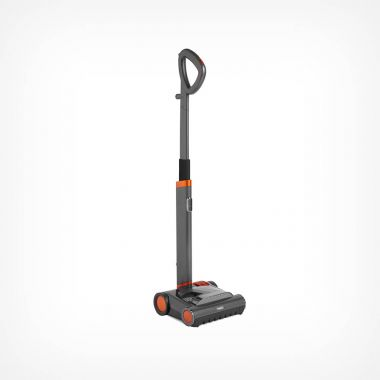 Grey Cordless Sweeper