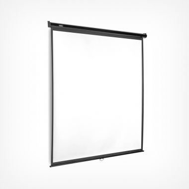 100-Inch Pull-Down 1:1 Projector Screen