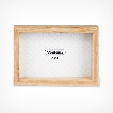 Freestanding Single Photo Frame