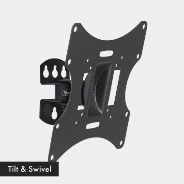 23-42 inch Tilt & Swivel TV bracket