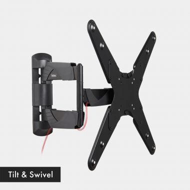 23-55 inch Tilt & Swivel TV bracket