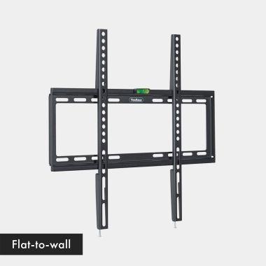 32-55 inch Flat-to-wall TV bracket