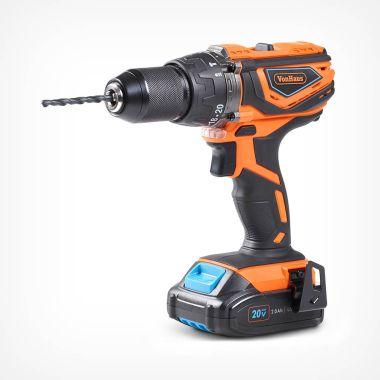 20V MAX Cordless Impact Combi Drill