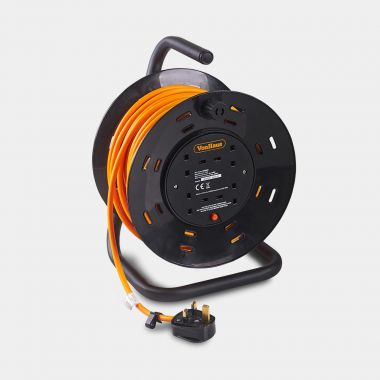 25m Metal Frame Extension Reel