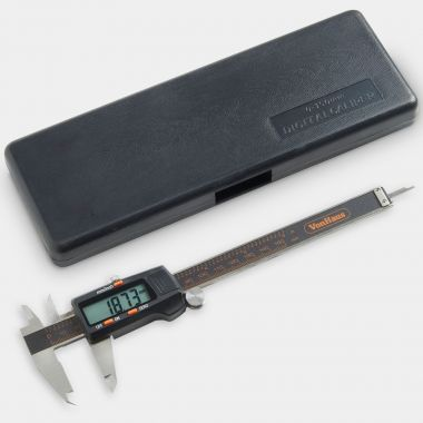 Digital Caliper with LCD Display