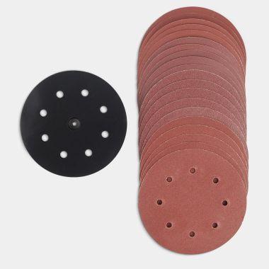 180mm Drywall Sander Accessory Set