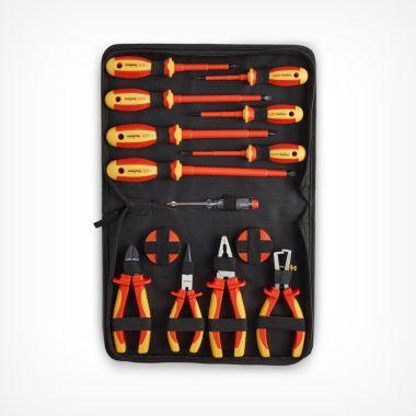 VDE Hand Tool Set