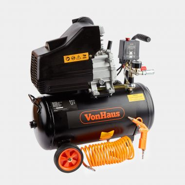 24L Air Compressor with Accessory Kit