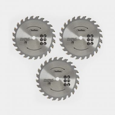 Spare Blades for E-Series Circular Saw