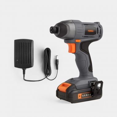 E-Series 18V Cordless Impact Driver Bundle