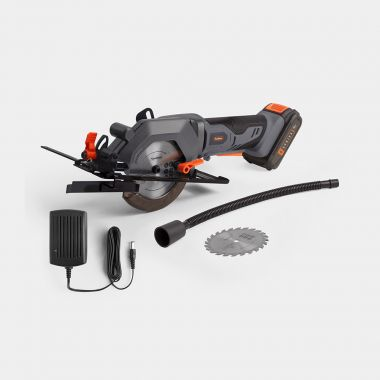E-Series Cordless Circular Saw Bundle