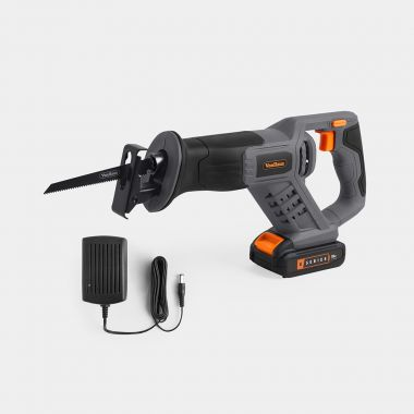E-Series Cordless Reciprocating Saw Bundle
