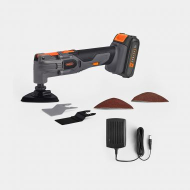E-Series 18V Cordless Oscillating Multitool Bundle