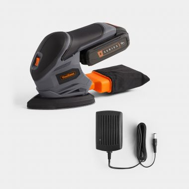 E-Series Cordless Sander Bundle