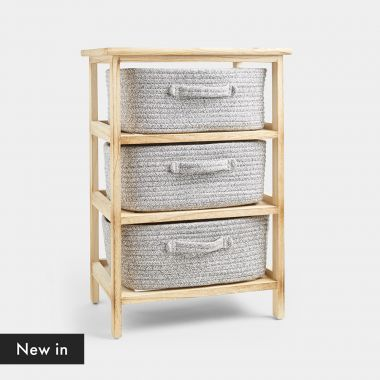 Rope Storage Drawers