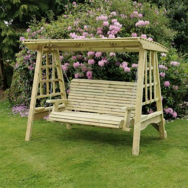 3 Seat Antoinette Garden Swing