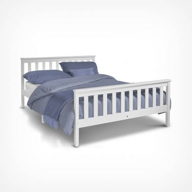 Double Pine Bed