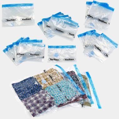 Vacuum Storage Bags (15x pack)