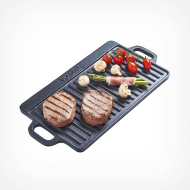 37cm Cast Iron Griddle