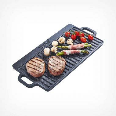 50cm Cast Iron Griddle