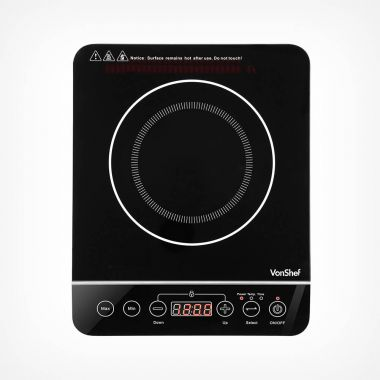Digital Induction Hob