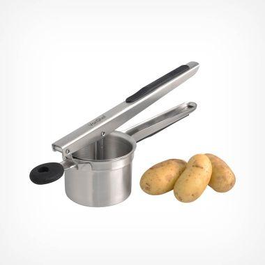 Steel Potato Ricer