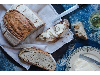 Hearty Potato &Rosemary Bread