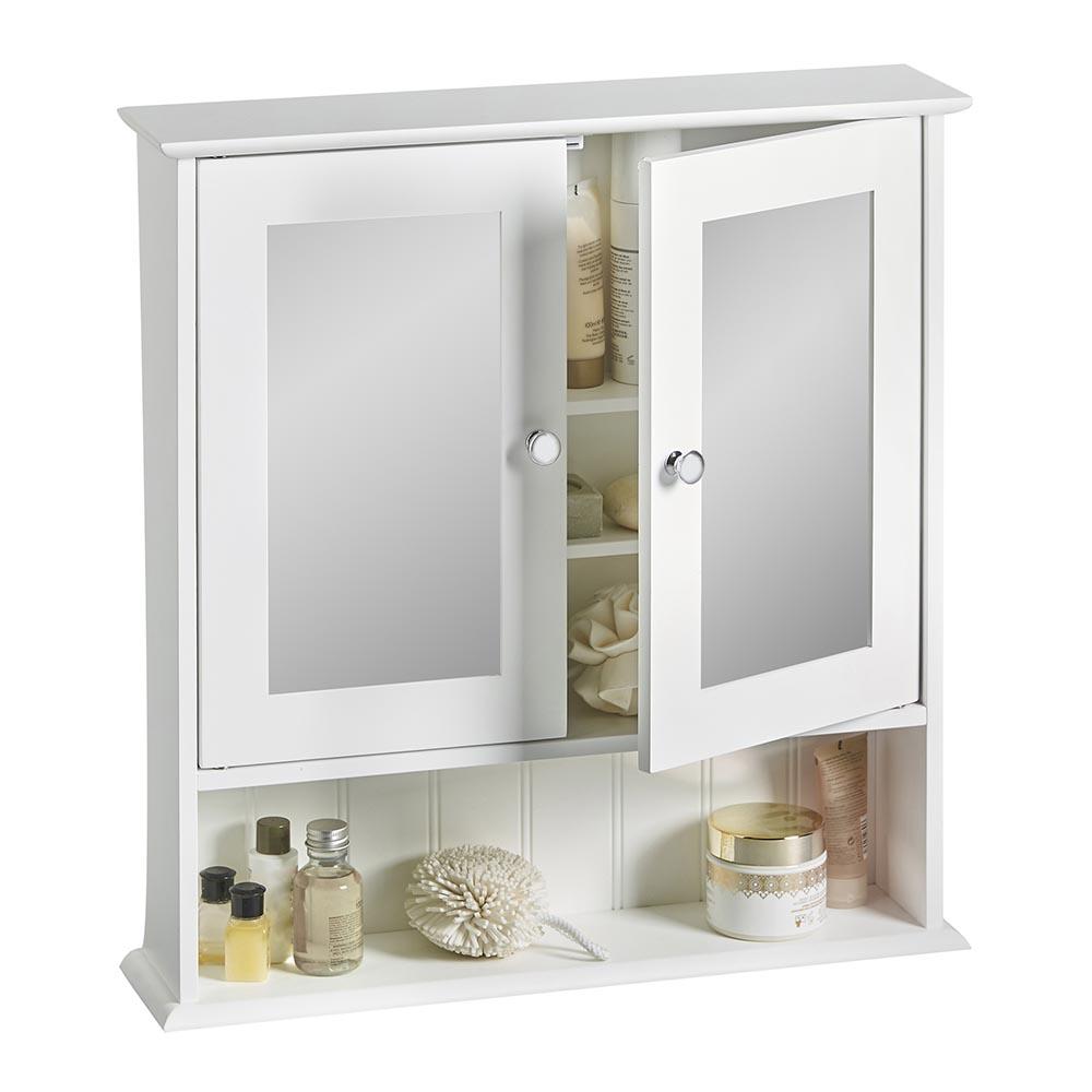 Bathroom Furniture Vonhaus Mirrored