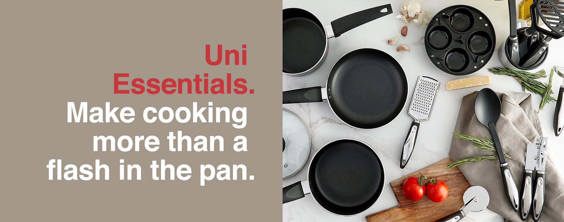 what to take to uni kitchen essentials