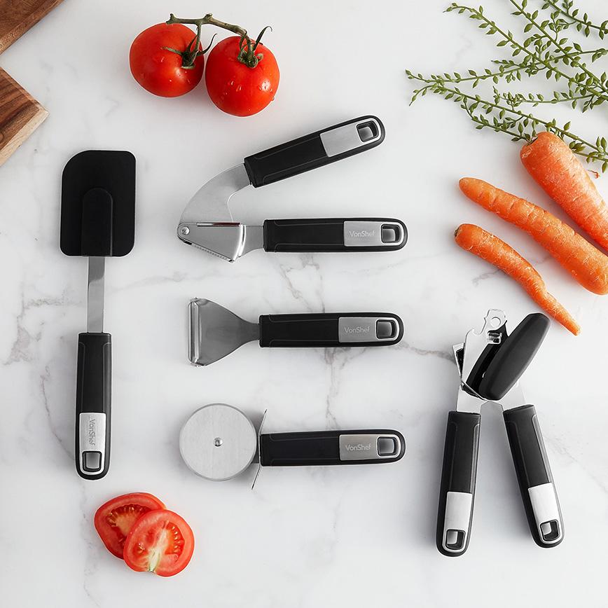 VonShef 5-piece kitchen gadget set
