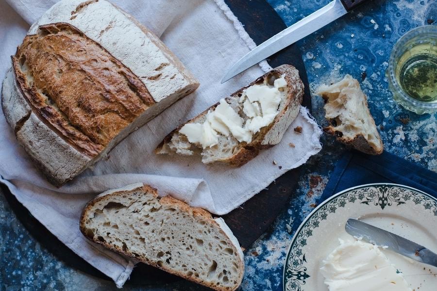 Hearty Potato & Rosemary Bread